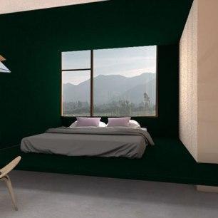 Stanovanje H_spalnica